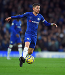 Jorginho of Chelsea during the Premier League match at Stamford Bridge, London. Picture date: 30th November 2019. Picture credit should read: Robin Parker/Sportimage