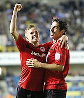 Millwall v Cardiff City 18-Sep-2012