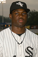Kenneth Gilbert (24) of the Bristol Sox at Boyce Cox Field in Bristol, TN, Thursday July 4, 2008.