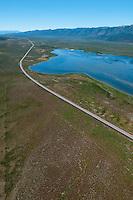 Scipio Lake, Utah and Highway 50