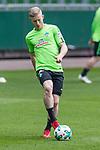 11.05.2018, Weserstadion, Bremen, GER, 1.FBL, Training SV Werder Bremen<br /> <br /> im Bild<br /> Florian Kainz (Werder Bremen #07), <br /> <br /> Foto &copy; nordphoto / Ewert