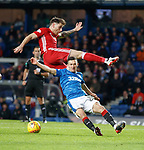Greg Tansey fouls Jason Holt in the box for a penalty