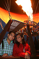 20120420 April 20 Hot Air Balloon Gold Coast