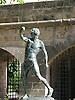 Sculpture &quot;Hondero Balear&quot; (bronze, 198 x 78 x 94 cm, 1898) by Lloren&ccedil; Rossell&oacute; (Alar&oacute; 1867 - Palma 1901), Jardines Hort del Rei<br /> <br /> Escultura &quot;Hondero Balear&quot; (bronce, 198 x 78 x 94 cm, 1898) de Lloren&ccedil; Rossell&oacute; (Alar&oacute; 1867 - Palma 1901), Jardines Hort del Rei (Parque S'Hort des Reys, Jardines d'es Hort del Rei, Jardines de l'Hort del Rei)<br /> <br /> Skulptur &quot;Hondero Balear&quot; (Bronze, 198 x 78 x 94 cm, 1898) von Lloren&ccedil; Rossell&oacute; (Alar&oacute; 1867 - Palma 1901), Jardines Hort del Rei<br /> <br /> 1600 x 1200 px<br /> 150 dpi: 27,09 x 20,32 cm<br /> 300 dpi: 13,55 x 10,16 cm