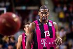 Yorman POLAS BARTOLO (#13 Telekom Baskets Bonn) \ beim Spiel in der Basketball Bundesliga, MHP Riesen Ludwigsburg - Telekom Baskets Bonn.<br /> <br /> Foto &copy; PIX-Sportfotos *** Foto ist honorarpflichtig! *** Auf Anfrage in hoeherer Qualitaet/Aufloesung. Belegexemplar erbeten. Veroeffentlichung ausschliesslich fuer journalistisch-publizistische Zwecke. For editorial use only.