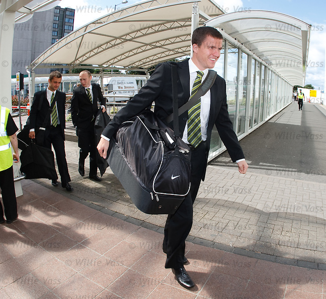 Gary Caldwell looking forward to his trip to Australia