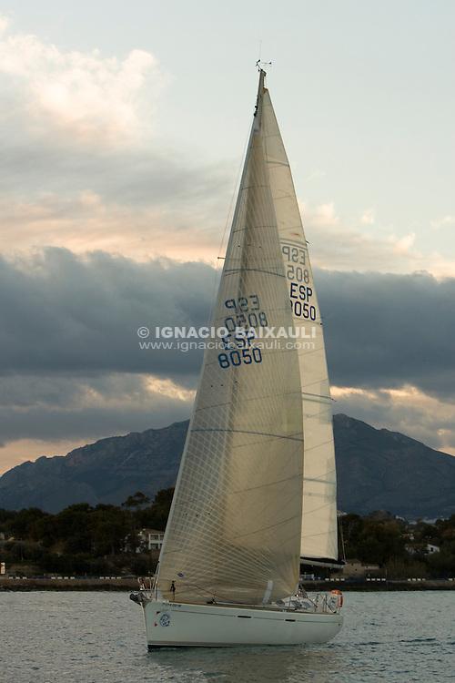 XXIII Edición de la Regata de Invierno 200 millas a 2 - 6 al 8 de Marzo de 2009, Club Náutico de Altea, Altea, Alicante, España