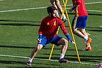 Spainsh Franciasco alarcon Isco during the training of the spanish national football team in the city of football of Las Rozas in Madrid, Spain. November 09, 2016. (ALTERPHOTOS/Rodrigo Jimenez)