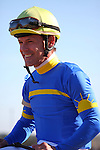 10 April 2010:  Jon Court wins the 74th running of the Arkansas Derby at Oaklawn in Hot Springs, Arkansas