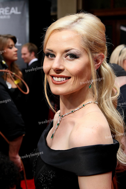 Madeleine West on the Red Carpet at the 2008 AFI Awards from the Princess Theatre Melbourne Saturday 6th December 2008
