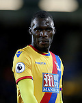 Christian Benteke of Crystal Palace during the Premier League match at Goodison Park Stadium, Liverpool. Picture date: September 30th, 2016. Pic Simon Bellis/Sportimage