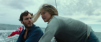 Adrift (2018)<br /> Shailene Woodley &amp; Sam Claflin  <br /> *Filmstill - Editorial Use Only*<br /> CAP/MFS<br /> Image supplied by Capital Pictures