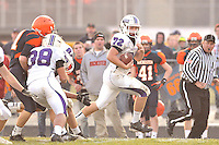 HHS Football v Rochester 111712