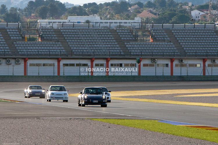 27/1/2013 Tandas Populares Coches. Circuito de la Comunidad Valenciana Ricardo Tormo