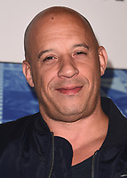 "LOS ANGELES- SEPTEMBER 26:  Vin Diesel at the Los Angeles premiere of HBO's ""Spielberg"" at Paramount Studios on September 26, 2017 in Los Angeles, California. (Photo by Scott Kirkland/PictureGroup)"