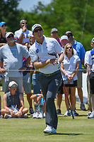 Seamus Power (IRL) watches his tee shot on 1 during round 2 of the AT&amp;T Byron Nelson, Trinity Forest Golf Club, at Dallas, Texas, USA. 5/18/2018.<br /> Picture: Golffile | Ken Murray<br /> <br /> <br /> All photo usage must carry mandatory copyright credit (&copy; Golffile | Ken Murray)
