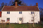 A07WWD Detached county cottage Suffolk England