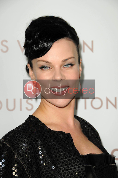 """Debi Mazar<br /> at the Premiere Of Focus Features' """"Somewhere,"""" Arclight Theater, Hollywod, CA. 12-07-10<br /> David Edwards/DailyCeleb.com 818-249-4998"""