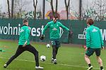 17.01.2020, Trainingsgelaende am wohninvest WESERSTADION,, Bremen, GER, 1.FBL, Werder Bremen Training ,<br /> <br /> <br />  im Bild<br /> <br /> Jiri Pavlenka (Werder Bremen #01)<br /> <br /> <br /> Foto © nordphoto / Kokenge