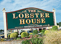 Lobster House, Cape May Harbor, NJ, New Jersey, USA