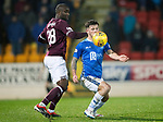 St Johnstone v Hearts&hellip;05.12.18&hellip;   McDiarmid Park    SPFL<br />