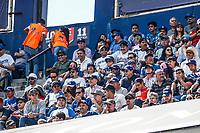 Acciones del partido de beisbol, Dodgers de Los Angeles contra Padres de San Diego, tercer juego de la Serie en Mexico de las Ligas Mayores del Beisbol, realizado en el estadio de los Sultanes de Monterrey, Mexico el domingo 6 de Mayo 2018.<br /> (Photo: Luis Gutierrez)