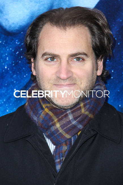 """NEW YORK, NY - FEBRUARY 11: Michael Stuhlbarg at the World Premiere Of Warner Bros. Pictures' """"Winter's Tale"""" held at Ziegfeld Theatre on February 11, 2014 in New York City. (Photo by Jeffery Duran/Celebrity Monitor)"""