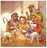 GIORDANO, HOLY FAMILIES, HEILIGE FAMILIE, SAGRADA FAMÍLIA, paintings+++++,USGI2167,#XR#