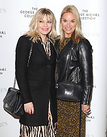 Kate Thornton and Tamzin Outhwaite at The George Michael Collection - VIP private view and reception at Christies, St James, London on March 12th 2019<br /> CAP/ROS<br /> &copy;ROS/Capital Pictures