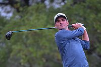 Denny McCarthy (USA) watches his tee shot on 2 during Round 3 of the Valero Texas Open, AT&amp;T Oaks Course, TPC San Antonio, San Antonio, Texas, USA. 4/21/2018.<br /> Picture: Golffile   Ken Murray<br /> <br /> <br /> All photo usage must carry mandatory copyright credit (&copy; Golffile   Ken Murray)