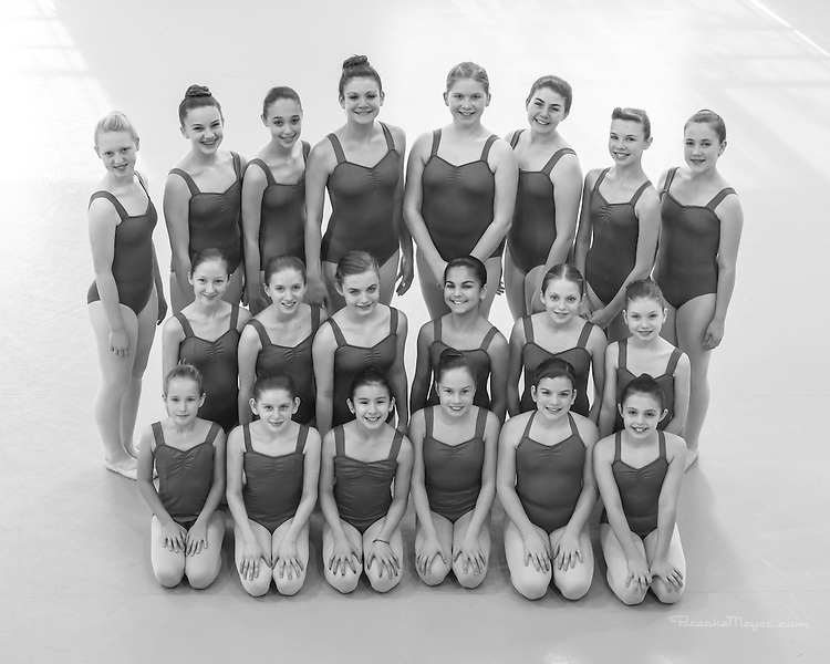 Cary Ballet Company Photos, 17 November 2012.