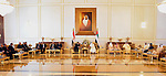 Egyptian President Abdel Fattah al-Sisi meets with Sheikh Mohammed bin Zayed al-Nahyan Crown Prince of Abu Dhabi in Abu Dhabi , on September 25, 2017. Photo by Egyptian President Office