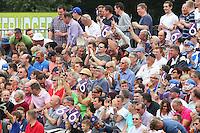 A bumper crowd at Castle Park - Essex Eagles vs Kent Spitfires - NatWest T20 Blast Cricket at Castle Park, Colchester, Essex - 12/07/14 - MANDATORY CREDIT: Gavin Ellis/TGSPHOTO - Self billing applies where appropriate - contact@tgsphoto.co.uk - NO UNPAID USE