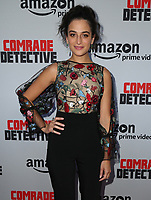 03 Augst 2017 - Hollywood, California - Jenny Slate. Premiere Of Amazon's 'Comrade Detective' held at ArcLight Hollywood. Photo Credit: PMA/AdMedia