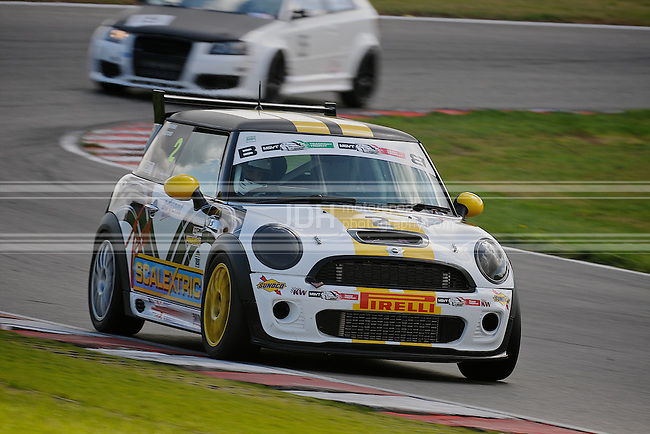 Patrick Mortimer/Kelvin Fletcher - Team Scalextric Mini John Cooper Works