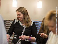 Regus held a networking event at its Maple Grove location Thursday, Feb. 25