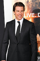 "NEW YORK CITY, NY, USA - MAY 28: Tom Cruise at the New York Premiere Of ""Edge Of Tomorrow"" held at AMC Loews Lincoln Square on May 28, 2014 in New York City, New York, United States. (Photo by Celebrity Monitor)"