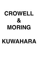 Crowell & Moring Kuwahara