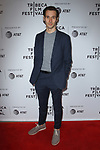 Actor John Behlmann arrives at the world premiere of Standing Up, Falling Down at the 2019 Tribeca Film Festival presented by AT&T Thursday, April 25, 2019 at SVA Theater - 333 West 23 Street New York, NY.