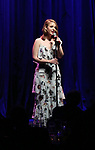 Jessie Mueller on stage during the Vineyard Theatre Gala 2018 honoring Michael Mayer at the Edison Ballroom on May 14, 2018 in New York City.