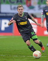 FUSSBALL   1. BUNDESLIGA  SAISON 2012/2013   13. Spieltag FC Augsburg - Borussia Moenchengladbach           25.11.2012 Thorben Marx (Borussia Moenchengladbach)