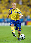 Fredrik Ljungberg at Euro 2008 Greece-Sweden 06102008, Salzburg, Austria