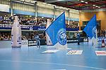 06.10.2019, Klingenhalle, Solingen,  GER, 1. HBL. Herren, Bergischer HC vs. TSV GWD Minden, <br /> <br /> im Bild / picture shows: <br /> KULISSE IN der Halle<br /> <br /> <br /> Foto © nordphoto / Meuter