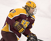 Blake Wheeler - The University of Minnesota Golden Gophers defeated the University of North Dakota Fighting Sioux 4-3 on Saturday, December 10, 2005 completing a weekend sweep of the Fighting Sioux at the Ralph Engelstad Arena in Grand Forks, North Dakota.