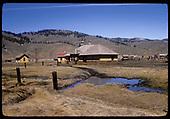Station at Sargent<br /> D&amp;RGW  Sargent, CO