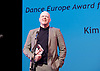 The Critics' Circle National Dance Awards 2016 <br /> at the Lilian Baylis Studio, Sadler's Wells, London, Great Britain <br /> <br /> 6th February 2017 <br /> <br /> Kim Brandstrup <br /> WINNER <br /> Dance Europe award for Best Modern Choreography <br /> <br /> <br /> Photograph by Elliott Franks <br /> Image licensed to Elliott Franks Photography Services