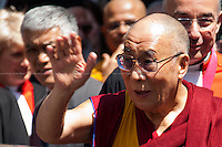 20.06.2012 - The Dalai Lama in London