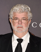 LOS ANGELES, CA - NOVEMBER 04: Honoree/Director/producer George Lucas attends the 2017 LACMA Art + Film Gala Honoring Mark Bradford and George Lucas presented by Gucci at LACMA on November 4, 2017 in Los Angeles, California.<br /> CAP/ROT/TM<br /> &copy;TM/ROT/Capital Pictures
