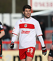 Dani Lopez of Stevenage. Stevenage v Sheffield United - npower League 1 -  Lamex Stadium, Stevenage - 16th March, 2013. © Kevin Coleman 2013.. . . .