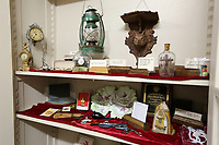 NWA Democrat-Gazette/DAVID GOTTSCHALK  St. Scholastica Monastery in Fort Smith. The nuns of St. Scholastica Monastery moved in January from their very large almost century-old building into a smaller convent. They are selling hundreds of items at auction beginning Thursday.